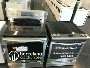 STAINLESS STEEL STOVES--Up to 50% Off--Lowest Prices City of Toronto Toronto (GTA) Preview