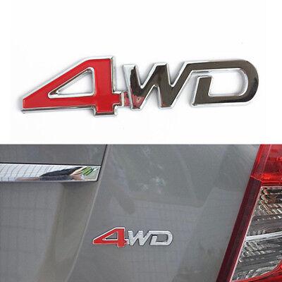 Chorme Metal V6 Rear Sticker Emblem Badge V6 Decal For Toyota Highlander New T1