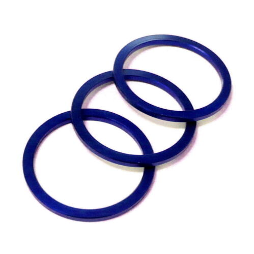 gobike88 GD Racing Spacer//Washer for MTB BB E00B 2.5mm 3pcs Blue