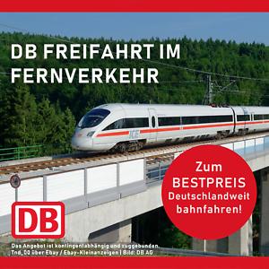 DB Bahn trajet Billet Coupon Extra Allemagne ecoupon comme LIDL/Flex  </span>