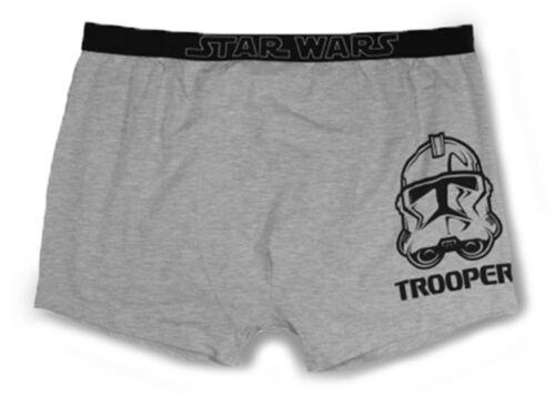 Da Uomo Star Wars Boxer Biancheria Intima