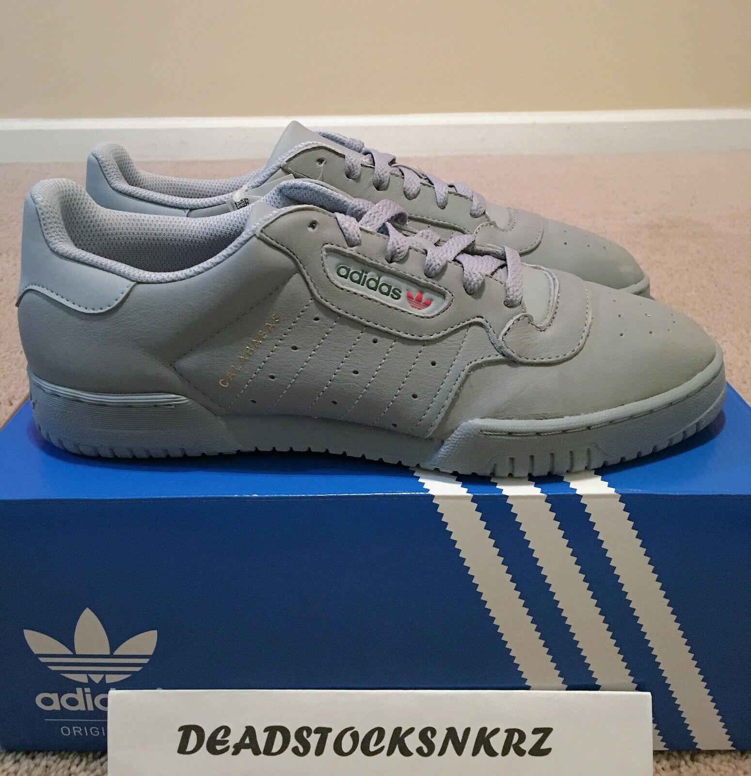 Adidas Yeezy Yeezy Yeezy Powerphase Calabasas GREY SUPCOL SUPCOL CG6422 With Receipt b15647