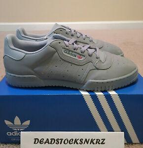 Adidas-Yeezy-Powerphase-Calabasas-GREY-SUPCOL-SUPCOL-CG6422-With-Receipt