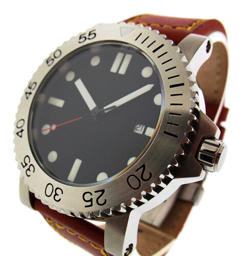 Custom 20ATM Automatic Diver Watch Submariner with a ETA 2824 {clone} movement
