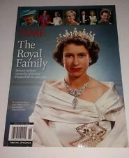Time Magazine, Queen Elizabeth II 60 Year Reign, The Royal Family Special Issue.