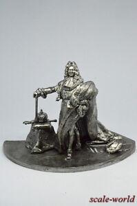 Tin-soldier-figure-Louis-XIV-54-mm
