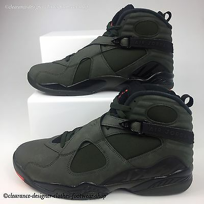 huge discount 5472a 3f342 NIKE AIR JORDAN 8 RETRO TRAINERS UNDEFEATED COLOURWAY TAKE ...