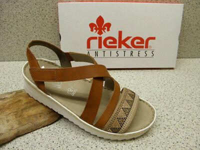 rieker ® reduziert Top Preis Sandalette Mode V3263 22 (R472)   eBay