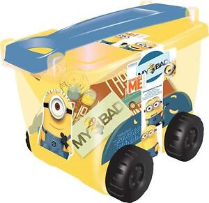 Despicable-Me-Filled-Stationery-Truck-Colouring-Drawing-Art-Set-in-Minions-Truck