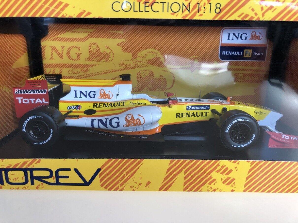 all'ingrosso a buon mercato 1 18 Norev ING Renault F1 squadra R29 R29 R29  fino al 60% di sconto