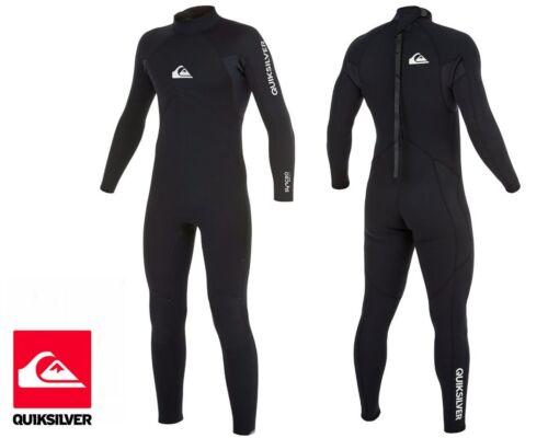 Quiksilver Full Suit Syncro Base 3//2mm Neoprenanzug black
