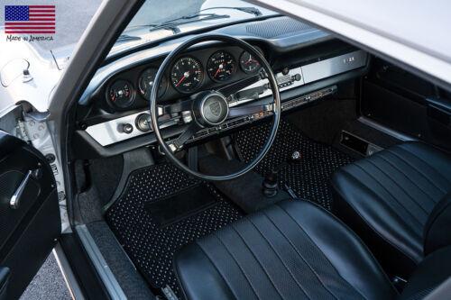 Porsche 911 1965-1968 SWB Custom Car Floor Mats CocoMats 4 Piece Set