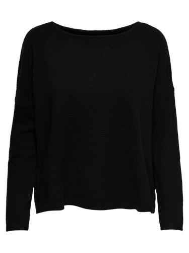 Only Damen Langarm Pullover Pulli Strick Feinstrick ONLBRENDA L//S XS S M L XL