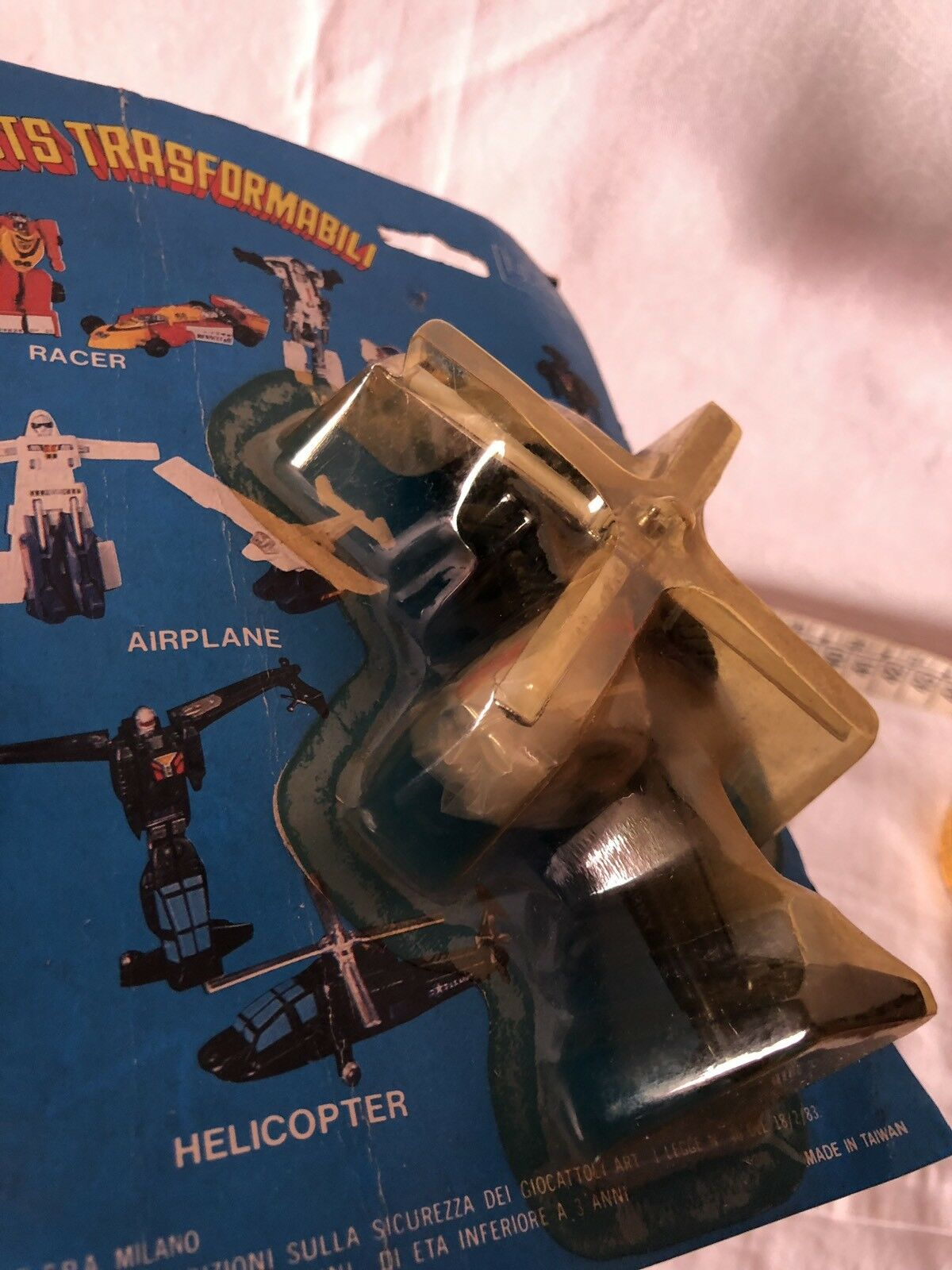 ROBOT CONgreenIBLE TRANSORMERS KO HELICOPTER NEW NEW NEW 552600