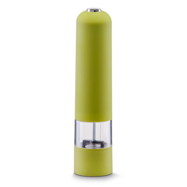 Salzmühle Pfeffermühle Gewürzmenage elektrischer Pfefferstreuer mit Licht Design