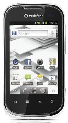 Vodafone Smart II - White (Vodafone) Smartphone