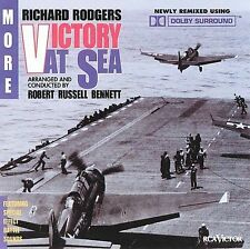 Richard Rodgers - More Victory at Sea -    CD    LIKE NEW   DB 2229