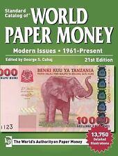 Standard Catalog of World Paper Money, Modern Issues, 1961-Present, 21st Edition