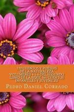 Naturaleza: Cuentos y Poesias de la Naturaleza - Volumenes 4-5-6 : 365...