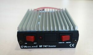 Midland-HF747-CB-Linear-Amplifier-27MHz-10-Meter-100-Watt-AM-FM-SSB