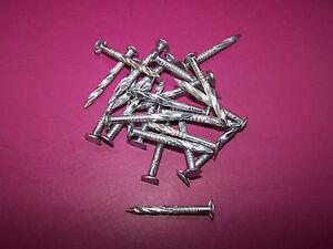 100 Rillennägel Nägel Ankernägel für Lochplatten / Winkel 3,5 x 35 mm