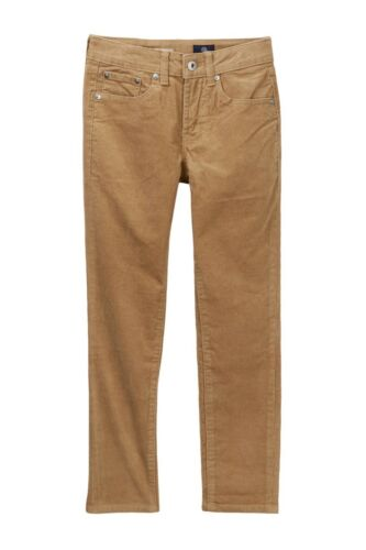 Adriano Goldschmeid Boys 14 Kingston Slim Skinny Tan Cords Corduroy BNWT RRP$97