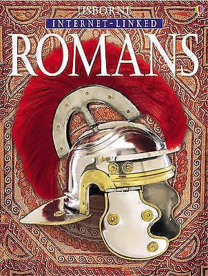 1 of 1 - Tingay, Graham I. F., Marks, Anthony, The Romans (Usborne Illustrated World Hist