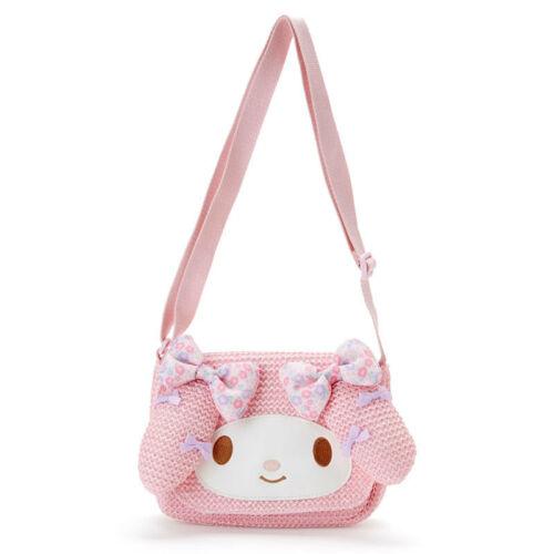 My Melody Pink Bowknot Shoulder Messenger Bag Sling Bags girls gift new