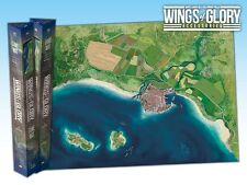Ares Games Wings Of Glory WWI or WWII Coast Game Mat WGA502C New in Box