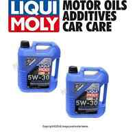 10 Liter 5w30 Fully Synthetic Liqui Moly Engine Motor Oil Longtime High Tech Kit on sale