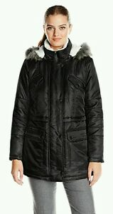 Kenneth Avec Cole Large Garniture Taille Femme Pour Sherpa Parka Anorak XdZqwXr