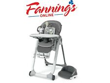 Chicco Polly Progress 5 in 1 Multichair Kids Highchair