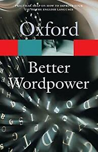 Better-Wordpower-Oxford-Paperback-Reference-Whitcut-Janet-Used-Good-Book