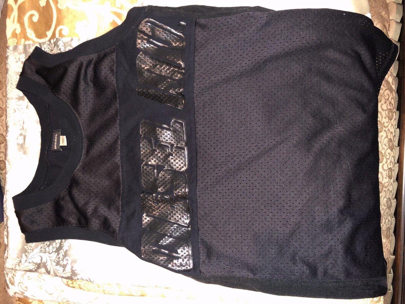 Diesel Mesh Shirt - image 1