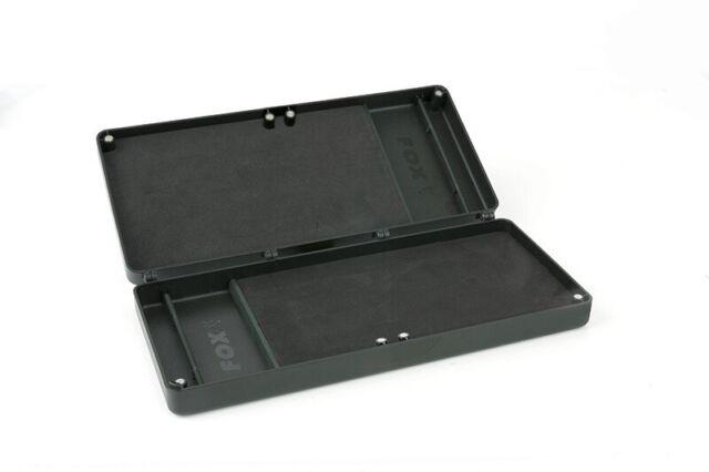 Fox F Box Magnetic Double Rig Box System Medium inc. Pins CBX078 Angelbox Box