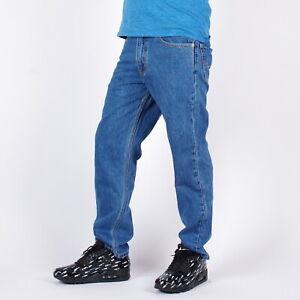 Levi-039-s-550-Relaxed-Fit-Medium-Blau-stonewashed-Herren-Jeans-36-34