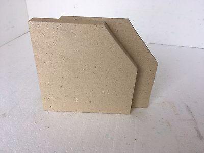 Firefox Replacement Vermiculite Fire BricksAll ModelsSideBack