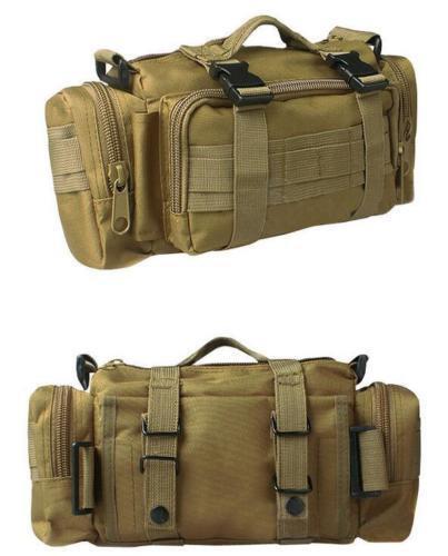 Military Tactical Rucksacks Backpack Trekking Camping Hiking Outdoor Sport Bag