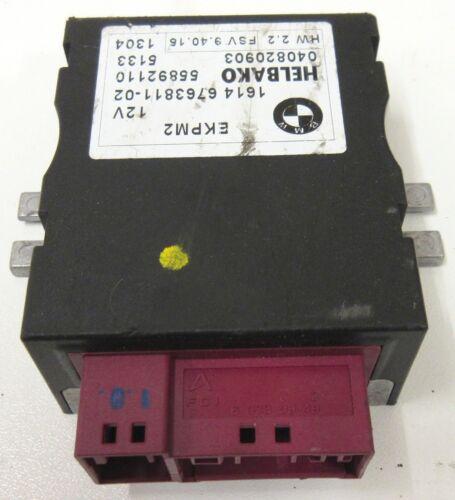 Used BMW Fuel Pump Control Unit For BMW E81 E87 E88 E90 E60 E70 E63 E92 6763811