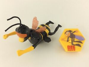 2007-DreamWorks-Bee-Movie-McDonalds-Windup-Toy-And-Hand-Buzzer