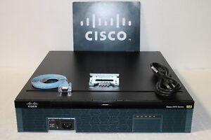 Details about CISCO2951-HSEC+/K9 CISCO2951-SEC/K9 CISCO2951/K9 ISM-VPN-29  Security Router