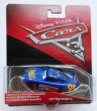 Disney Pixar Cars 3  FABULOUS LIGHTNING McQUEEN  Rare Over 100 Cars Listed UK !!