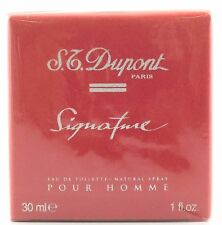 (GRUNDPREIS 266,33€/100ML) S.T. DUPONT PARIS SIGNATURE POUR HOMME 30ML EDT SPRAY