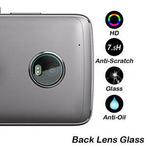 3db95ac98a1 7.5H Clear Rear Camera Len Tempered Glass Protector Back Cover Film ...