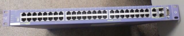 Extreme Networks - Summit X250e-48p - 15107 - 48-Port Switch