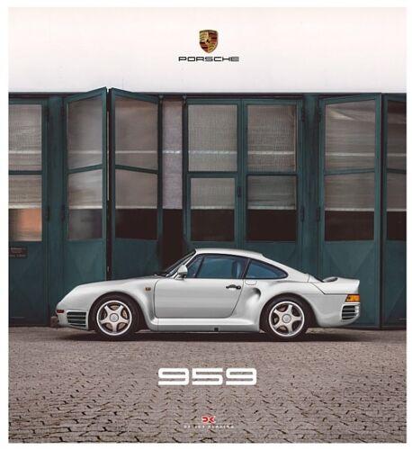 Pracht-Bildband//Handbuch//Modelle Lewandowski Porsche 959 limitierte Auflage