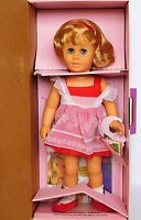 Chatty Cathy The Talking Doll 1998 Mattel Reproduction 2nd Series Red Pinafore