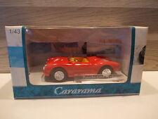 Cararama 1/43 - Porsche 550A Spyder  red