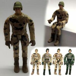4-X-RC-Fahrerfiguren-Soldat-10cm-hoch-sehr-beweglich-steht-sitzt-laeuft-1-16-1-10