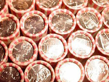 10 Rolls 2009-P Lincoln Log Cabin Cents RARE NEW HOT!!